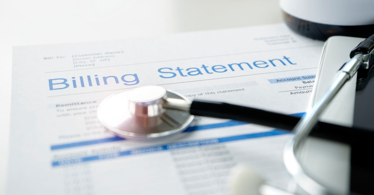 Insurance Billing Statement
